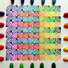 zentangle art of food Zentangle Drawings, Mandala Drawing, Doodles Zentangles, Doodle Drawings, Easy Drawings, Doodle Patterns, Zentangle Patterns, Art Patterns, Zen Doodle
