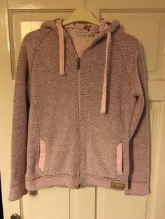 Lovely #ladies #weird fish pink macaroni hooded #jacket s,  View more on the LINK: http://www.zeppy.io/product/gb/2/262821570296/