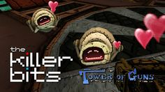 Rick gets locked and loaded for the Tower of Guns | #TowerOfGuns #roguelike #IndieGames #gaming #RoadToRezzed