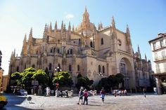 catedral segovia - Buscar con Google