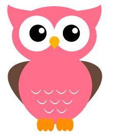 Pink and brown owl clip art – Animal Life Owl Parties, Owl Birthday Parties, Owl Crafts, Preschool Crafts, Paper Crafts, Classroom Birthday, Owl Classroom, Owl Clip Art, Fabric Animals