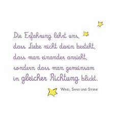 kleiner prinz zitate - Google-Suche Rumi Love Quotes, Lyric Quotes, Inspirational Quotes, Lyrics, More Than Words, Some Words, My Cup Of Tea, The Little Prince, Awakening