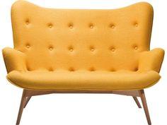 3191 Sofa Angels Wings żółta Kare Design