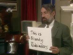 The Vicar of Dibley makes me laugh.. So hard.