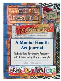 A FREE Mental Health Art Journal workbook from http://dailyreprievecenter.com. It's a great method to sort through issues. www.dailyreprievecenter.com/arts/about-the-book <-- her bandwidth has been exceeded sooo... yeah no book for me but you can see pictures of the pages