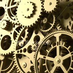 Gears, gears, gears...