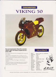 VIKING50 Motors, Motorbikes