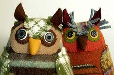 sweater owls