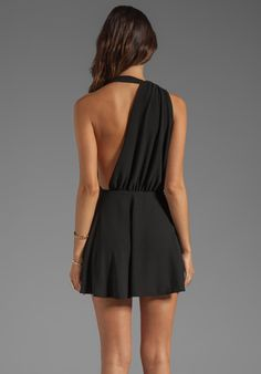 BOULEE Karina Dress in Black - Boulee
