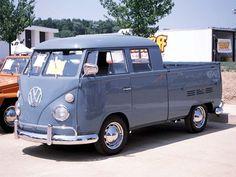 Volkswagen Crew Cab
