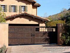 On Pinterest Spanish Style Garage Doors And Spanish Style Homes