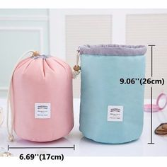 153b3968ccb8 Woman Cosmetic Storage Kit Toiletry Kit Bathroom Amenities Travel Storage  Bag is Cute-NewChic Mobile