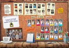 School Photography, Photo Wall, Frame, Picture Frame, Photograph, Frames