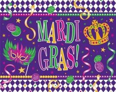 Mardi Gras Party on a budget!!