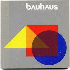 """Catalogue """"50 jahre bauhaus"""" Published by the Institut für Auslandsbeziehungen. Stuttgart, 1974."""