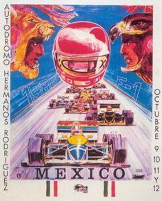 México 1986 • STATS F1