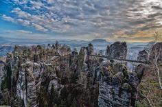 Saxon Switzerland-Photo by Wolfgang Weber