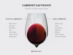 Cabernet Sauvignon Taste Aging Wine