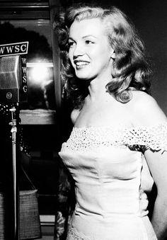 Marilyn Monroe <3 1940's