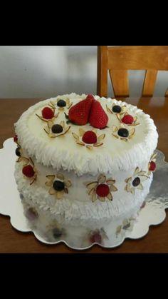 Fruit cake!!