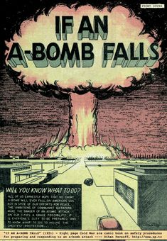 vintage bomb comics | Just for Fun! | American Red Cross of Greater Grand Rapids Chapter ...