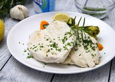 Joghurtban pácolt csirkemell Chicken, Meat, Cooking, Breakfast, Recipes, Food, Yogurt, Cucina, Breakfast Cafe