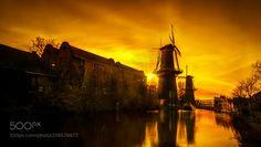 Mill Freedom Schiedam by NezirAras