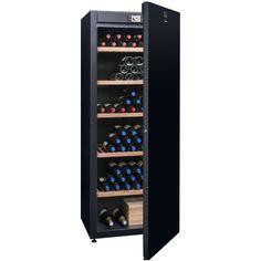 AVINTAGE Weinkühlschrank DVA305PA+, 294 Flaschen | calitron.ch Cd Player, Wine Rack, Diva, Cabinet, Storage, Furniture, Home Decor, Products, Wood Floor