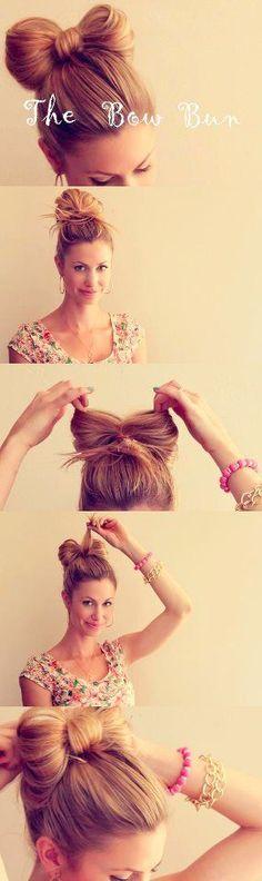 O que acham deste penteado para uma festa? Ideal para as mocinhas mais apressadinhas! Fácil de fazer em casa e perfeito para dar uma aparência mais vintage ao seu look! www.facebook.com/blacktienoivas