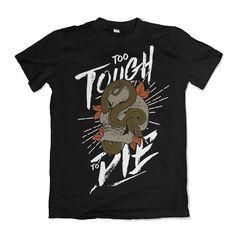 too tough to die T-shirt clip art | Tshirt-Factory