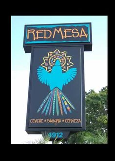 Red Mesa Restaurant, St. Petersburg, Florida. Not typical Spanish. Good food. Plan to wait. Worth it.