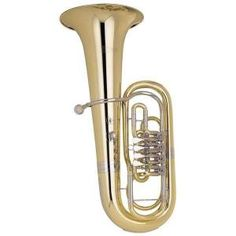 Buy F Tuba with 4 rotary valves Cerveny CFB 651-4-O