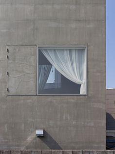 Akane Moriyama, Silk Tulle Curtain 003