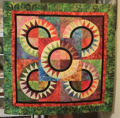 ❤ =^..^= ❤  My Blog: New York Beauty Quilt flimsy