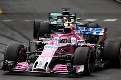 フォース・インディア:F1モナコGP 決勝レポート  [F1 / Formula 1] Monaco Grand Prix, F1 News, Racing, Auto Racing, Formula 1, Lace