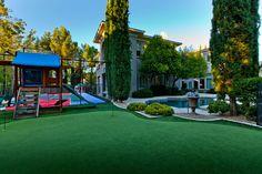 101 South Royal Ascot Drive Las Vegas, NV 89144 Agent: Diane Varney backyard