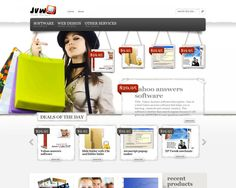 Web design, Search engine optimization and Software store by JVW - http://www.jimmysvalueworld.com/store/