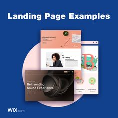 Here are 10 examples of landing pages that were done right.