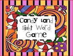 Seusstastic Classroom Inspirations: Candy Land Madness & a FREEBIE!