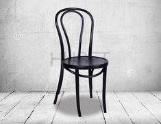 Black Thonet Bentwood Dining Chair | Huset
