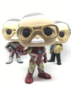 I also take commissions for custom funko pops. Hand painted funko pop figures Choose from Funko Pop Dolls, Funko Pop Figures, Stan Lee Funko Pop, Funko Pop Shelves, New England Patriots Logo, Funko Pop Avengers, Custom Funko Pop, Funko Pop Iron Man, Pop Collection