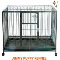 x Metal Wire Pet Crate Dog Cat Cage Suitcase Exercise Playpen And flooring for indoor dog pen And under dog crate floor protector *** Nice of your presence to drop by to visit the photo. (This is an affiliate link) Dog Cages, Pet Cage, Large Dog Crate, Large Dogs, Heavy Duty Dog Crate, Airline Pet Carrier, Dog Carrier, Cat Crate, Wire Dog Crates