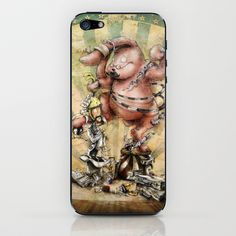 MAGIC TRICKS- V iPhone & iPod Skin by Chao-Yi Chung - $15.00
