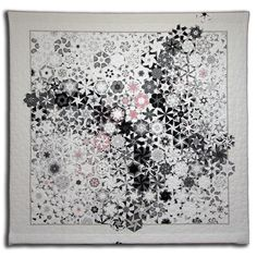 Bruce Seeds----one block wonder quilt