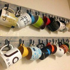 Ideia bacana pra organizar e decorar sua cozinha
