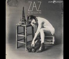 zaz paris   Pochette du single Paris sera toujours Paris, repris par Zaz...