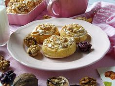 Az otthon ízei: Habos diós csiga French Toast, Muffin, Breakfast, Dios, Morning Coffee, Muffins, Cupcakes