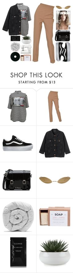 """2. ur heart's too big for ur body."" by zorionxx ❤ liked on Polyvore featuring M.Y.O.B., Hermès, Vans, Monki, Dr. Martens, Acne Studios, M&Co, Manready Mercantile and Cleanse by Lauren Napier"