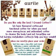Aurile coffee for me! http://www.myfmbusiness.com/nigelpreston/