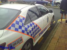https://flic.kr/p/zBMQYc | Queensland Police Service | Vehicle stationed at Logan Hyperdome Police Beat, Loganholme, QLD
